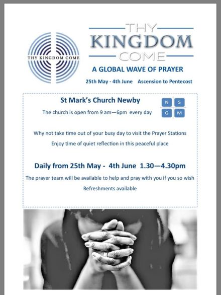 Diocese of York / Supporting people / Thy Kingdom Come / Thy