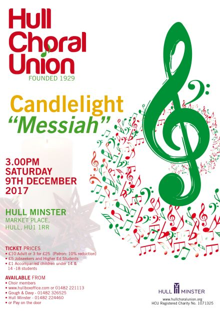 Hull Choral Union: Candlelight