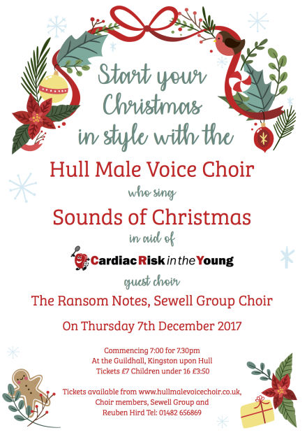 Hull Male Voice Choir: Sounds of Christmas