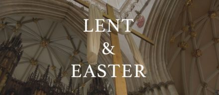 Lunchtime Lent Talks: Do Justice, Love Mercy, Walk Humbly - Reconciliation from Coventry Cathedral