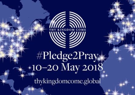 GATHER ~ for all to pray 'Thy Kingdom Come' in York