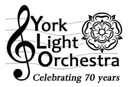 York Light Orchestra at Selby Abbey