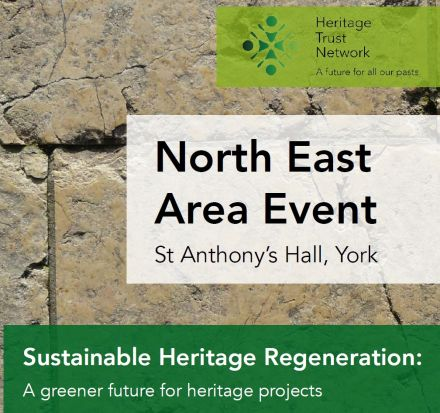 Heritage Trust Network: North East Area Event