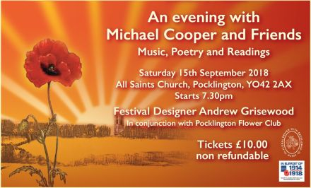 An evening with Michael Cooper and Friends