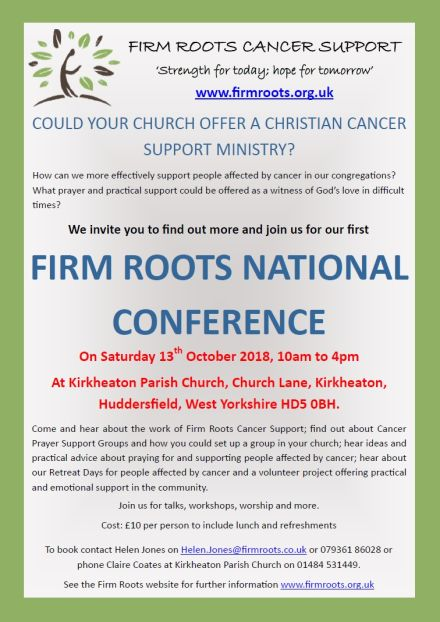 Firm Roots National Conference