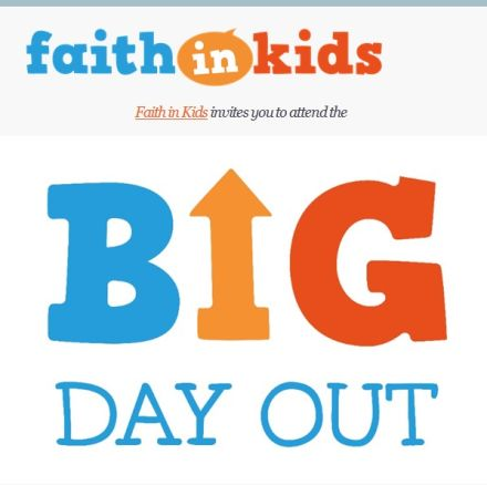 Big Day Out - Training for those leading Children's Ministry in their Church