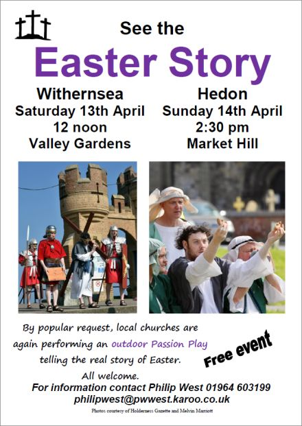South Holderness Easter Plays