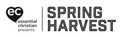 Spring Harvest in Harrogate Conference Centre