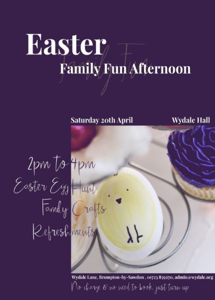 Family Fun Afternoon at Wydale Hall