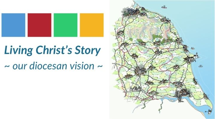 Image result for diocese of york map