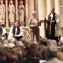 Prayers led by East Riding Archdeaconry